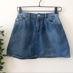 ⭐️2/$20 H&M Demin Skirt